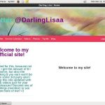 Darling Lisa Active Password