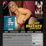 Hot Mature Contacts Accounts