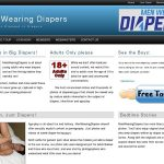 Men Wearing Diapers Free