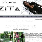 Mistress Zita Join By Text Message