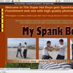 Myspankboys Account Password