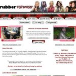 Rubberrainwear.co.uk Login Account