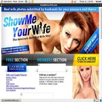 Show Me Your Wife Limited Sale