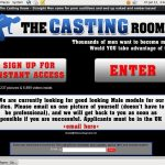 The Casting Room Anal