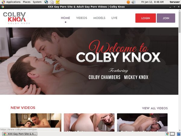 Colby Knox Videos For Free