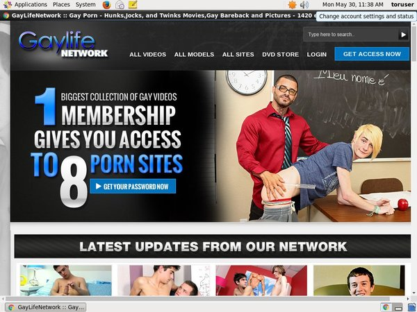 Gaylifenetwork Free Download