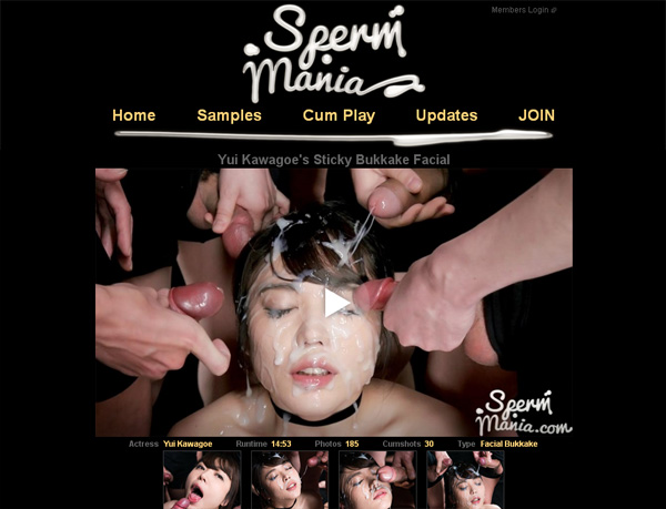 Spermmania With IDeal