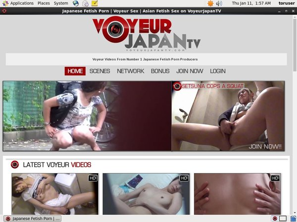 How To Get Into Voyeurjapantv