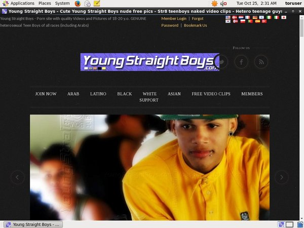 Young Straight Boys Promo Link