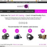 Czech VR Casting New Accounts
