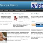 Men Wearing Diapers Login Password