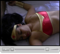 GC Super Heroines robin girl