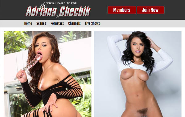Adriana Chechik Limited Promotion