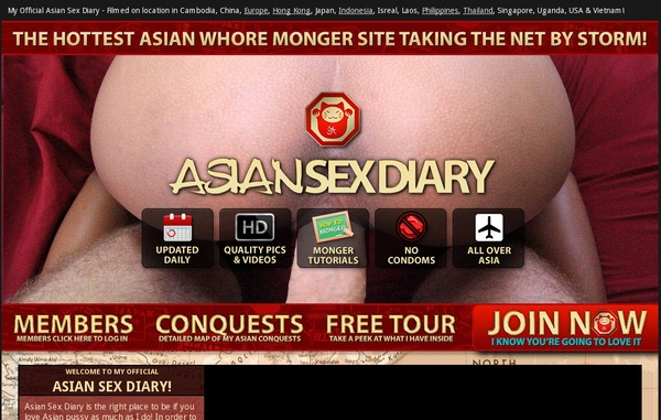 Discount Codes Asiansexdiary.com